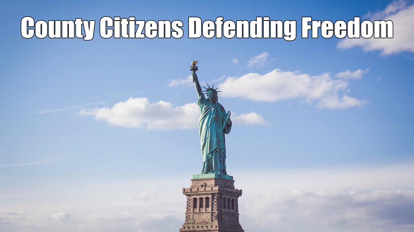 County Citizens Defending Freedom